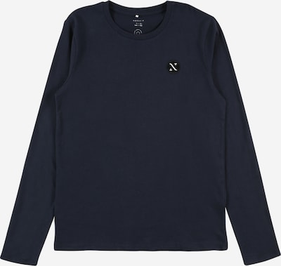 Marškinėliai 'FREY' iš NAME IT, spalva – safyro / balta, Prekių apžvalga