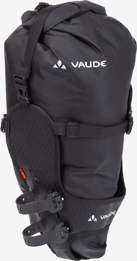 VAUDE Fahrradtasche 'Trailsaddle' in schwarz, Produktansicht
