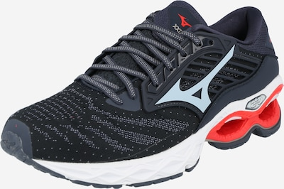 MIZUNO Laufschuh 'WAVE CREATION 22' in navy / hellblau, Produktansicht