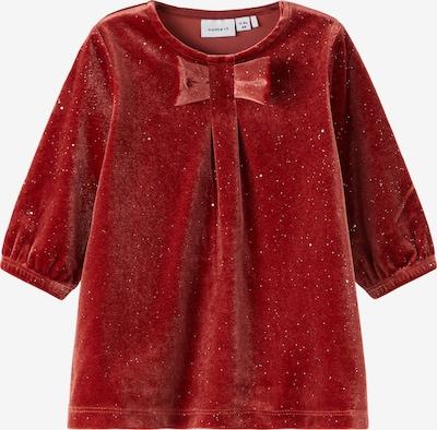 NAME IT Kleid 'Roma' in dunkelrot, Produktansicht