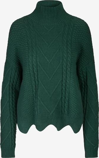 APART Oversized Pullover aus softer Viskose Mischung mit Kaschmir in smaragd, Produktansicht