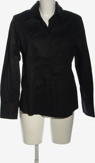 Clarina Langarm-Bluse in XL in schwarz, Produktansicht