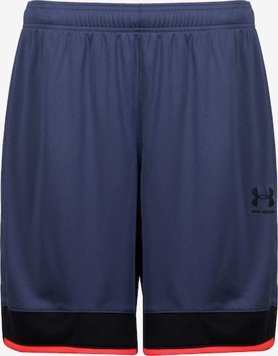 UNDER ARMOUR Sporthose in blau, Produktansicht