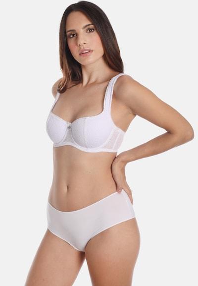 sassa Dirndl-BH DIRNDL in weiß, Modelansicht