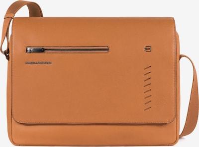 Piquadro Nabucco Messenger Leder 38 cm Laptopfach in hellbraun, Produktansicht