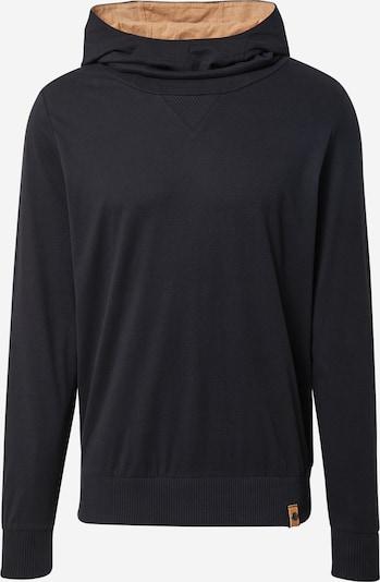 Fli Papigu Sportisks džemperis 'Duisburg Lebt!', krāsa - melns, Preces skats