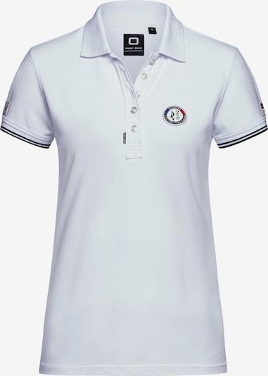 CODE-ZERO Poloshirt 'Port Vauban' Polo Damen in weiß, Produktansicht