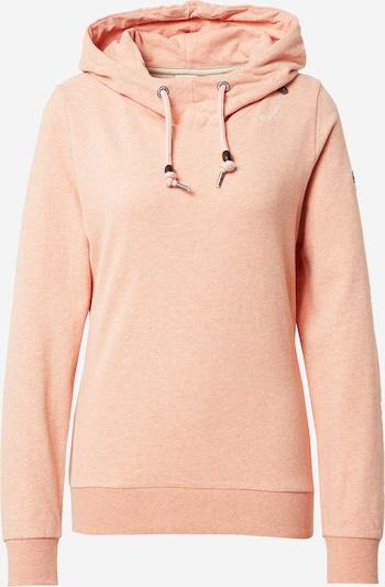 Ragwear Sweatshirt 'FLORA' in pfirsich, Produktansicht