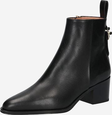 BOSS Casual Booties 'Georgia' in Black