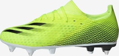 ADIDAS PERFORMANCE Fußballschuh 'Ghosted.3' in neongelb / schwarz, Produktansicht