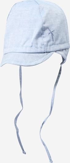 mp Denmark Bonnet en bleu denim, Vue avec produit