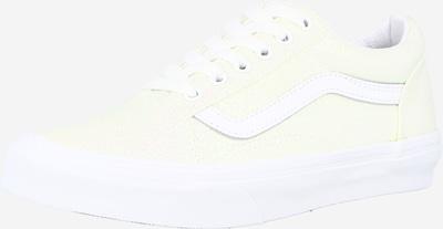 VANS Sneaker 'Old Skool' in hellgelb / weiß, Produktansicht