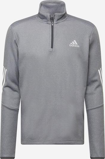 ADIDAS PERFORMANCE Tričko - tmavosivá / biela, Produkt