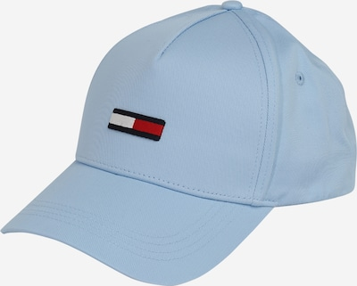 Tommy Jeans Cap in navy / opal / rot / weiß, Produktansicht