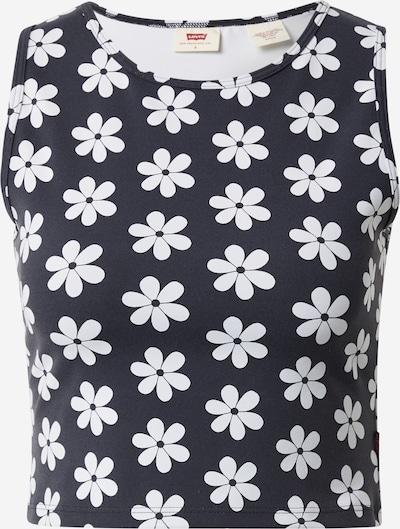 LEVI'S Topp 'STELLAR' i svart / vit, Produktvy