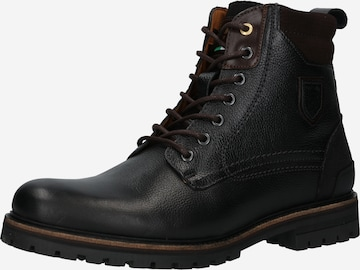 PANTOFOLA D'ORO Lace-up boot 'Ponzano' in Black
