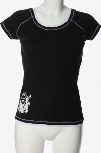 X-Mail Basic-Shirt in S in schwarz, Produktansicht