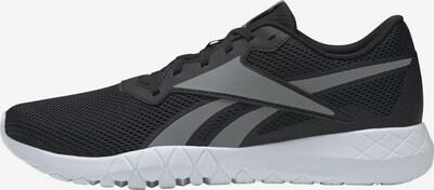 Reebok Sport Sportschoen 'Flexagon Energy' in de kleur Grijs / Zwart, Productweergave