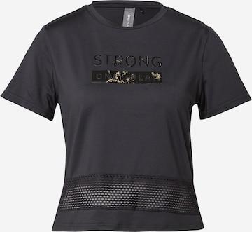 ONLY PLAY Funksjonsskjorte 'AKINA' i svart