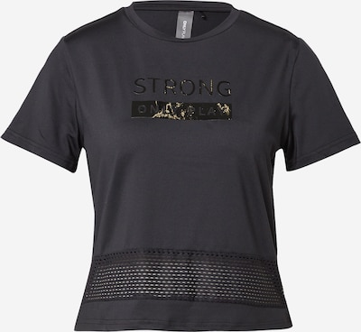 ONLY PLAY Sportshirt 'AKINA' in schwarz, Produktansicht