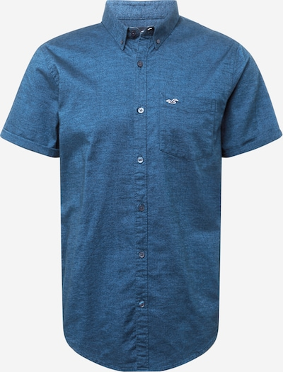 HOLLISTER Košeľa - nebesky modrá: Pohľad spredu