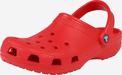 Crocs Clogs 'Classic W' in feuerrot, Produktansicht