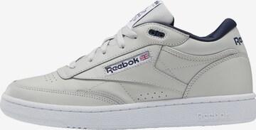 Reebok Classics Sneaker ' Club C Mid ' in Grau
