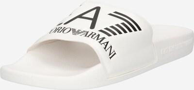 EA7 Emporio Armani Natikače u crna / bijela, Pregled proizvoda