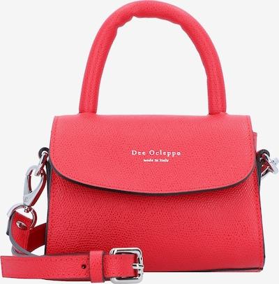 Dee Ocleppo Handtasche 16 cm in rot, Produktansicht