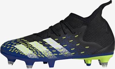 ADIDAS PERFORMANCE Fußballschuh 'Predator Freak.3' in navy / neongelb / schwarz / weiß, Produktansicht