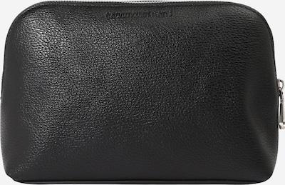 Geantă de cosmetice Calvin Klein Jeans pe negru, Vizualizare produs