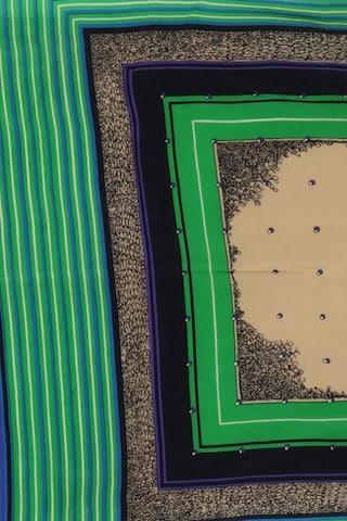 UNBEKANNT Scarf & Wrap in One size in Green