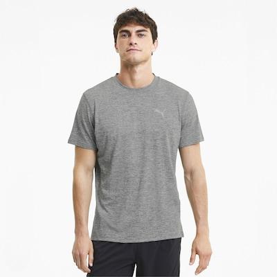 PUMA Shirt in de kleur Grijs: Vooraanzicht