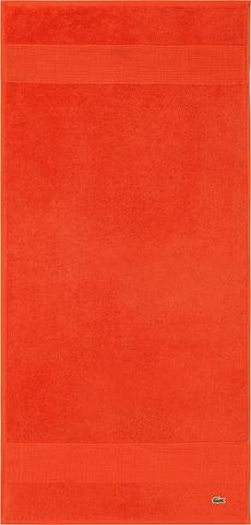 LACOSTE Set 'LE CROCO' in Orange