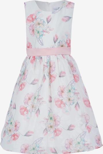 happy girls Kleid in opal / rosé / weiß, Produktansicht