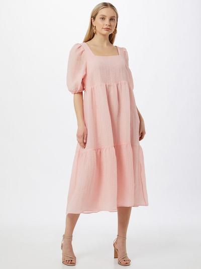modström Kleid 'Jackie' in rosa, Modelansicht