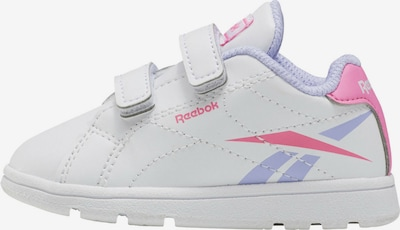 Reebok Classic Sneaker in helllila / pink / weiß, Produktansicht