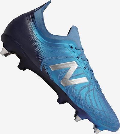 new balance Fußballschuh in blau / schwarz, Produktansicht