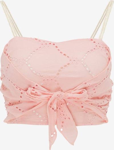 MYMO Romantisches Top in pink, Produktansicht