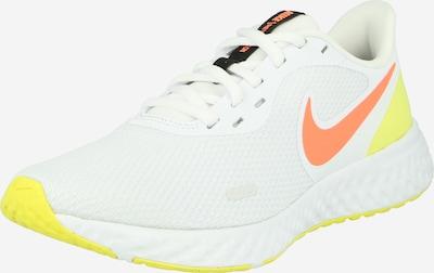 NIKE Zapatillas de running 'Nike Revolution 5' en naranja / blanco, Vista del producto