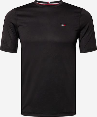 Tommy Sport Sportshirt in schwarz, Produktansicht