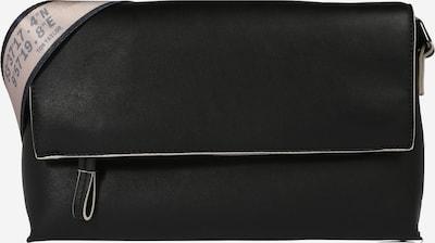 TOM TAILOR Umhängetasche 'Lisanne' in schwarz / weiß, Produktansicht