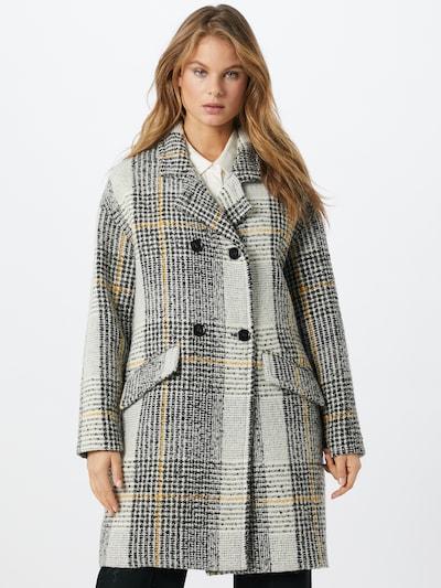 PATRIZIA PEPE Mantel in schwarz / weiß, Modelansicht