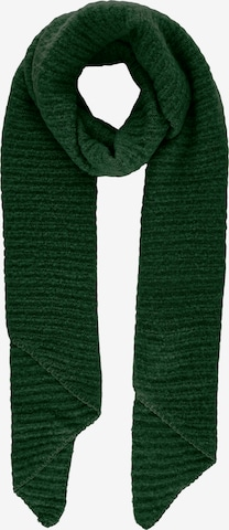 PIECES Scarf 'Pyron' in Green