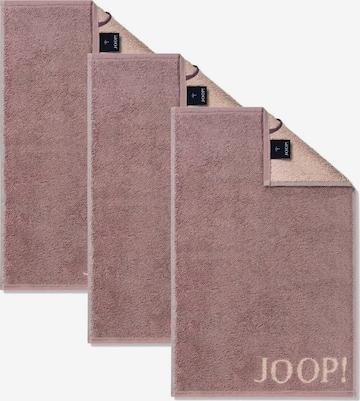 JOOP! Towel in Pink