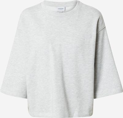 VERO MODA Sweatshirt 'PRIME' in Light grey, Item view