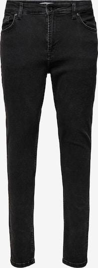 Only & Sons Jeans 'Draper' in black denim, Produktansicht