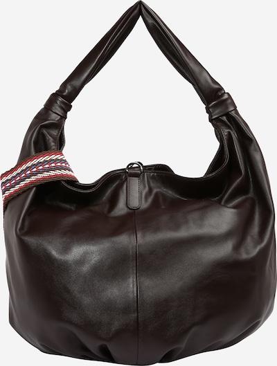Shopper 'AZZORRE' Weekend Max Mara di colore blu cielo / marrone scuro / rosso / bianco, Visualizzazione prodotti