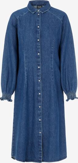 PIECES Shirt Dress 'Eya' in Blue denim, Item view