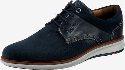 LLOYD Schnürschuh 'Milton' in dunkelblau, Produktansicht